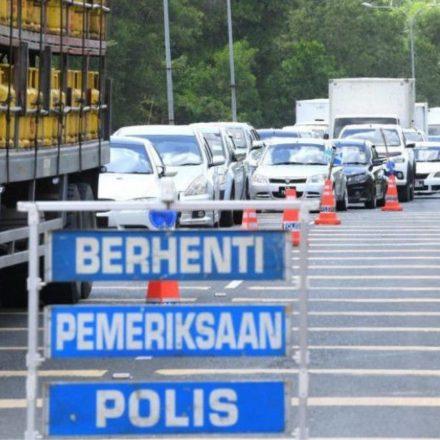 Mulai esok polis akan ambil tindakan tegas kesalahan langgar SOP khususnya pergerakan rentas negeri, daerah