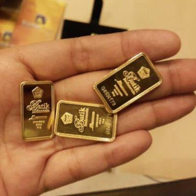 emas asli
