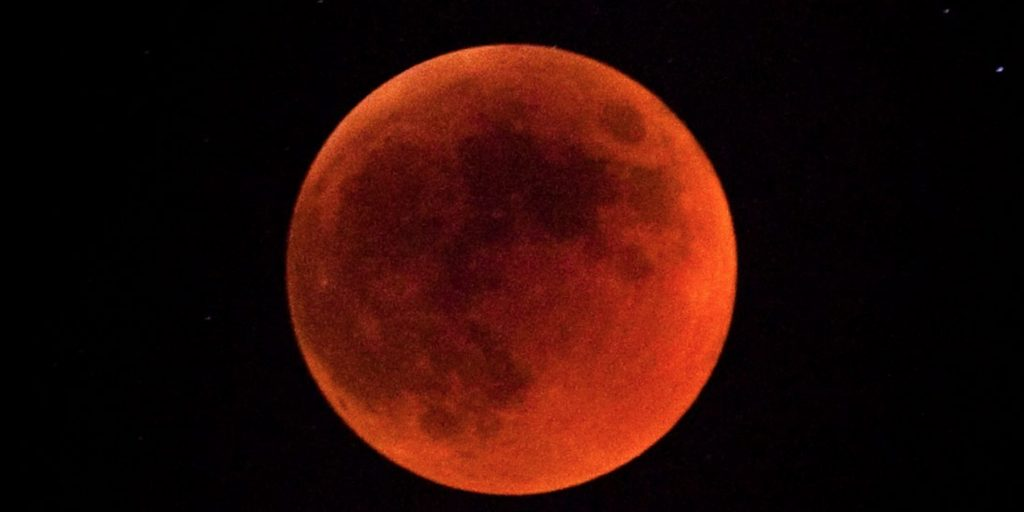 Super Flower Blood Moon 2021